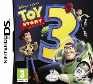 Toy Story 3: The Video Game (Nintendo DS) for Nintendo DS