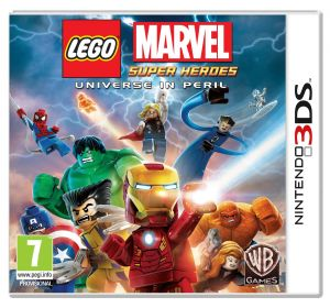 LEGO® Marvel Super Heroes: Universe in Peril for Nintendo 3DS