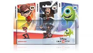 Disney Infinity Sidekicks 3 Pack (Xbox 360/PS3/Nintendo Wii/Wii U/3DS) for Xbox 360