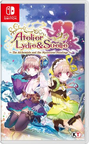 Atelier: Lydie & Suelle for Nintendo Switch