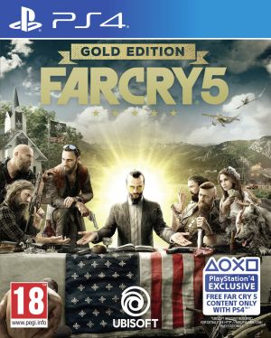 Far Cry 5 (Gold Edition) for PlayStation 4