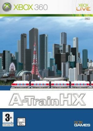 A-Train HX for Xbox 360