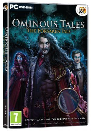 Ominous Tales The Forsaken Isle (PC DVD) for Windows PC