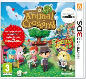 Animal Crossing: New Leaf (Nintendo 3DS) for Nintendo 3DS