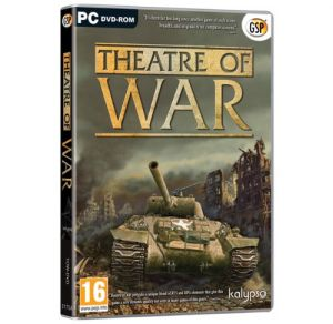Theatre of War (PC CD) for Windows PC