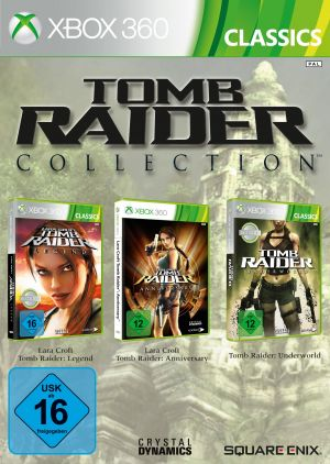 Tomb Raider Collection [German Version] for Xbox 360
