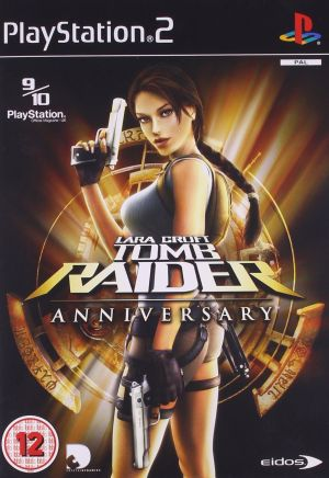 Tomb Raider: Anniversary (PS2) for PlayStation 2