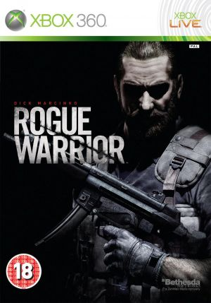Rogue Warrior for Xbox 360