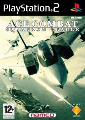 Ace Combat Squadron Leader (PS2) for PlayStation 2