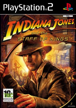 Indiana Jones and the Staff of Kings (PS2) for PlayStation 2