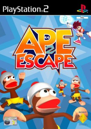 Ape Escape 2 for PlayStation 2
