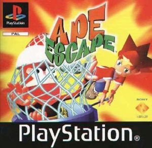 Ape Escape for PlayStation