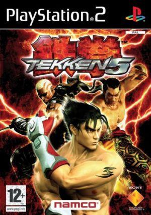Tekken 5 (PS2) for PlayStation 2
