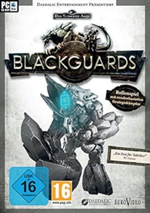 Blackguards - D.S.A. (PC) (USK 12) for Mac OS