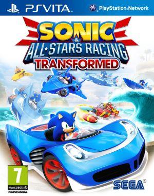 Sonic and All Stars Racing Transformed (PlayStation Vita) for PlayStation Vita