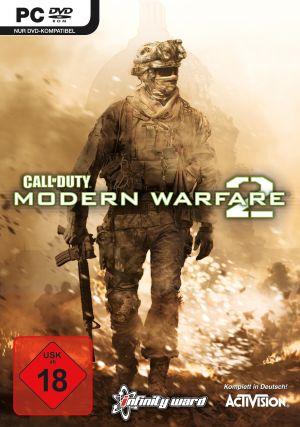 Call of Duty Modern Warfare 2 [German Version] for Windows PC