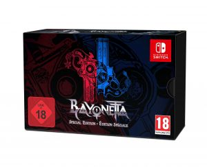 Bayonetta 2 [Special Edition] for Nintendo Switch