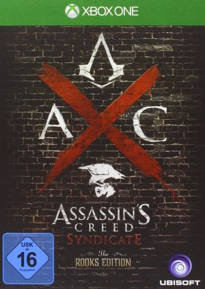Assassin's Creed Syndicate The Rooks Edition (Xbox ONE) for Xbox One