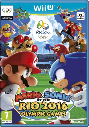 Mario and Sonic at the Rio 2016 Olympic Games (Nintendo Wii U) for Wii U