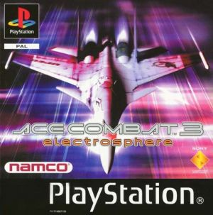 Ace Combat 3: Electrosphere for PlayStation