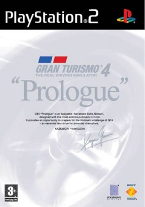 Gran Turismo 4: Prologue Signature Edition With Bonus Disc (Limited Edition) for PlayStation 2
