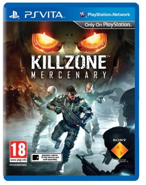 Killzone Mercenary (PlayStation Vita) for PlayStation Vita