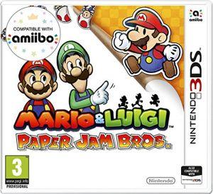 Mario & Luigi: Paper Jam  (Nintendo 3DS) for Nintendo 3DS