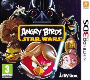 Angry Birds Star Wars (Nintendo 3DS) for Nintendo 3DS
