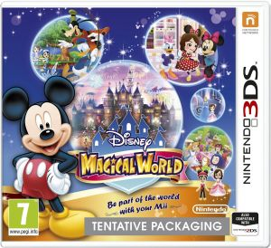 Disney Magical World (Nintendo 2DS/3DS/3DS XL) for Nintendo 3DS