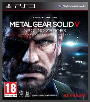 Metal Gear Solid V: Ground Zeroes for PlayStation 3