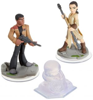 Infinity 3 Force Awakens EU Playset Pack (PS4/PS3/Xbox One/Xbox 360/Nintendo Wii U) for PlayStation 4