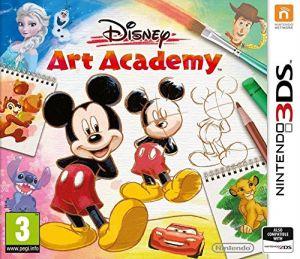 Disney Art Academy (Nintendo 3DS) for Nintendo 3DS