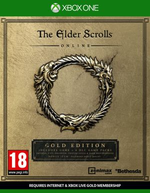 The Elder Scrolls Online Gold Edition (Xbox One) for Xbox One
