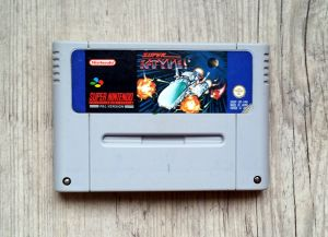 Super R-Type (PAL) for SNES