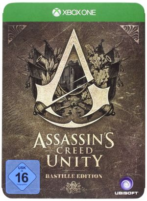Assassin's Creed Unity BASTILLE Edition - Microsoft Xbox One for Xbox One