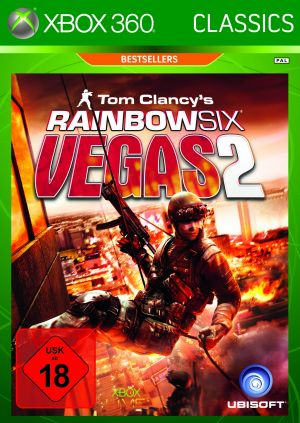 Tom Clancy's Rainbow Six: Vegas 2 [German Version] for Xbox 360