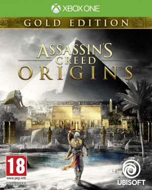 Assassin's Creed Origins Gold Edition (Xbox One) for Xbox One