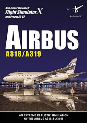 Airbus A318/A319 (PC DVD) for Windows PC