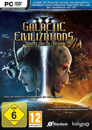 Galactic Civilizations III (USK ab 6 Jahre) PC for Windows PC