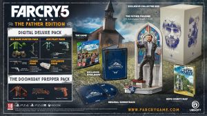 Far Cry 5 The Father Edition (Xbox One) for Xbox One