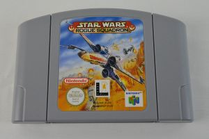 Star Wars: Rogue Squadron (N64) for Nintendo 64