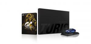 Gran Turismo: Sport Collector's Edition for PlayStation 4