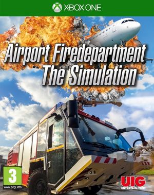 Airport Firedepartment The Simulation (Xbox One) for Xbox One