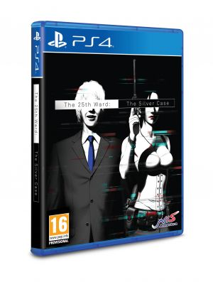 25th Ward, The : The Silver Case for PlayStation 4