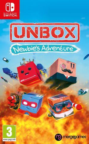 Unbox: Newbies Adventure for Nintendo Switch