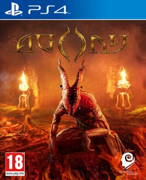 Agony (PS4) for PlayStation 4