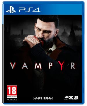 Vampyr (PS4) for PlayStation 4