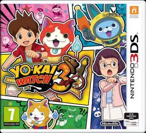 3DS Yo-Kai Watch 3 (Nintendo 3DS) for Nintendo 3DS