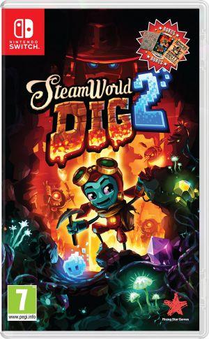 Steam World Dig 2 (Nintendo Switch) for Nintendo Switch