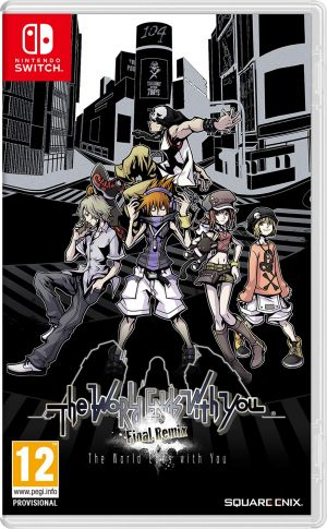 The world Ends With You- Final Remix (Nintendo Switch) for Nintendo Switch